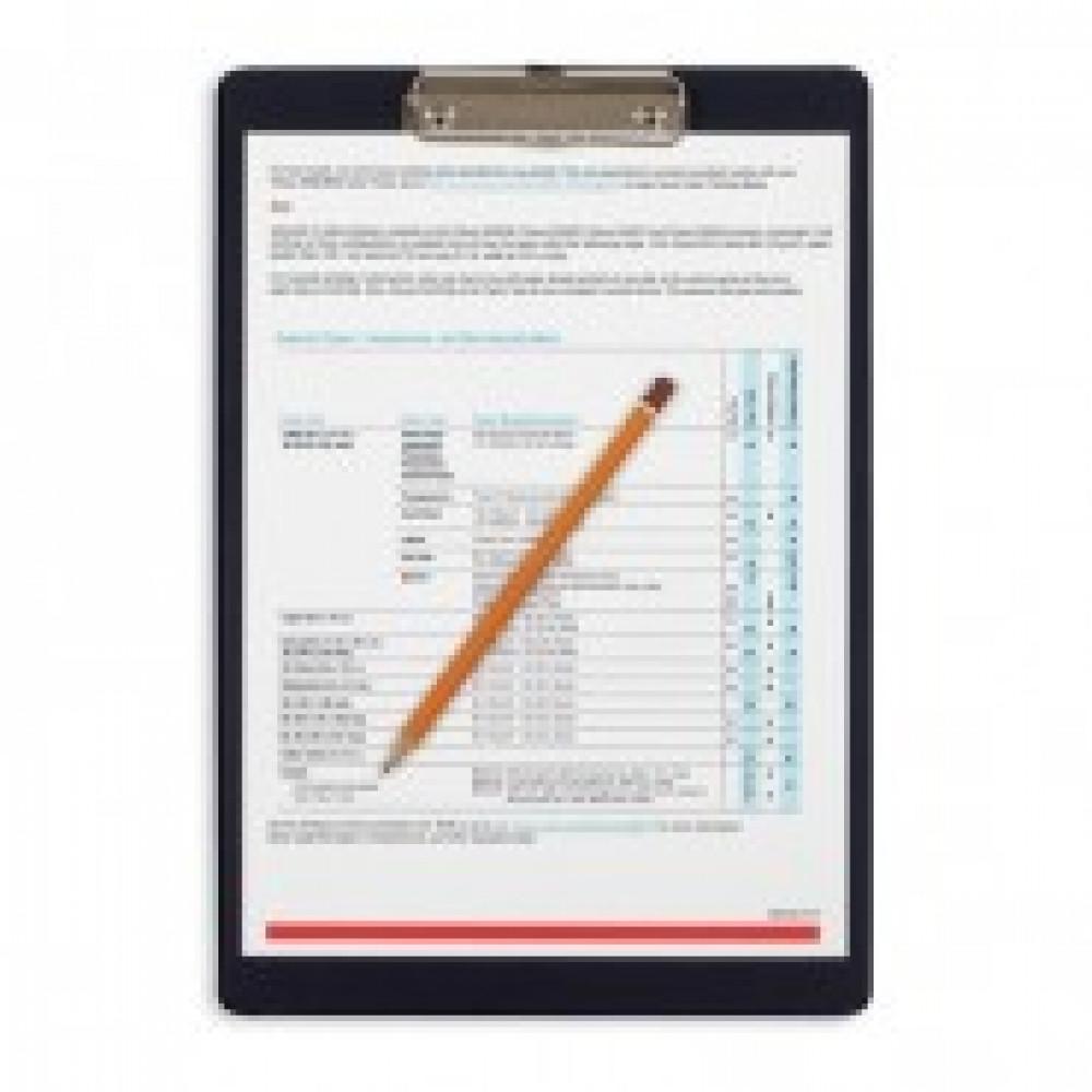 Планшет BANTEX 4201-10 A4 черный Россия
