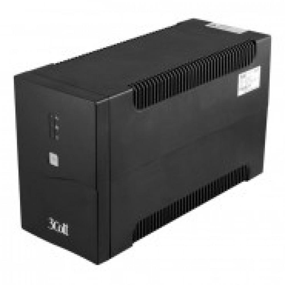 ИБП 3Cott-2200-HML Home Line 220VA/1320W (4 Euro+2 IEC) (502237)