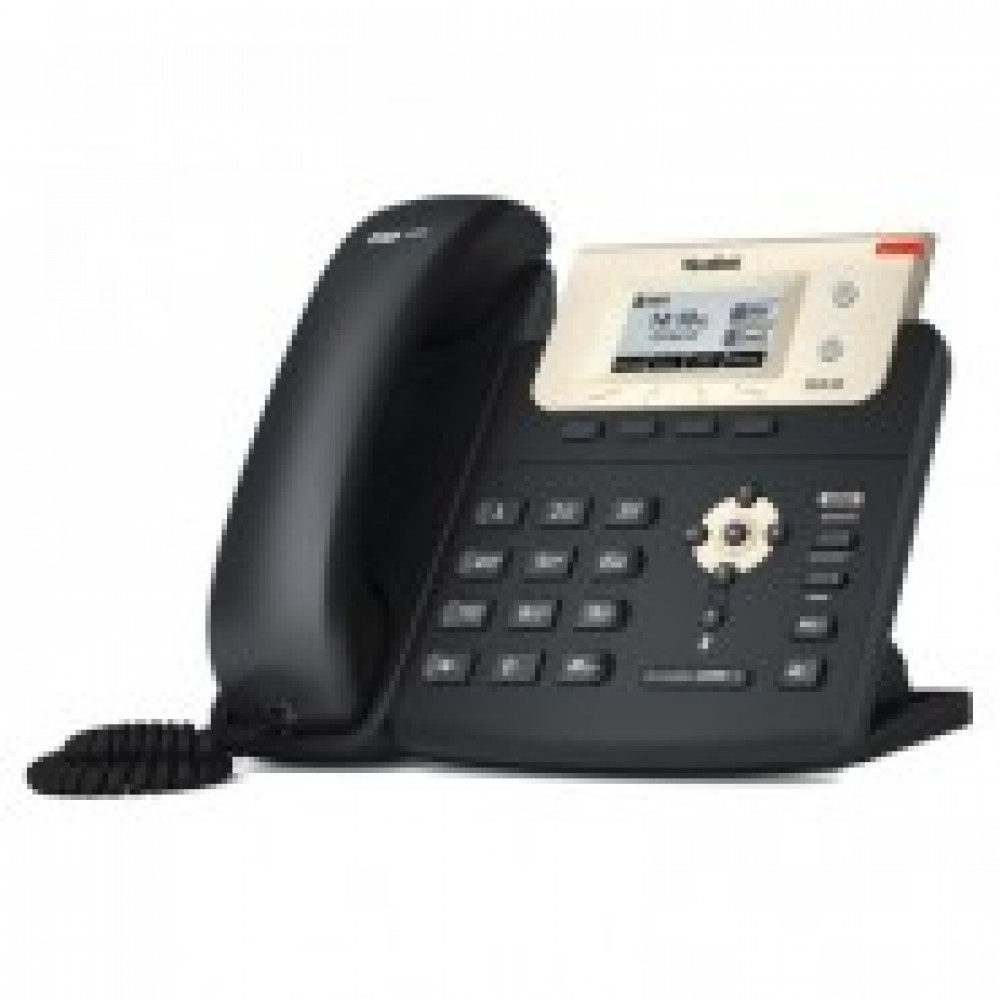 IP-телефон Yealink SIP-T21P E2 (2 линии, PoE)