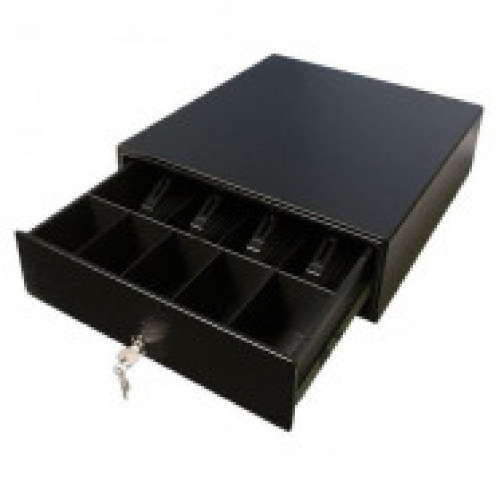 Денежный ящик ШТРИХ-midiCD электромеханический, черный