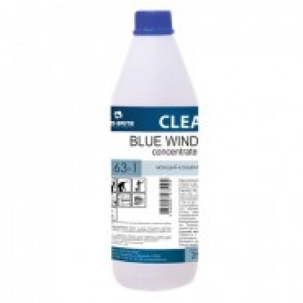 Профессиональная химия Pro-Brite BLUE WINDOW Concentrate 1л(163-1),д/стекол