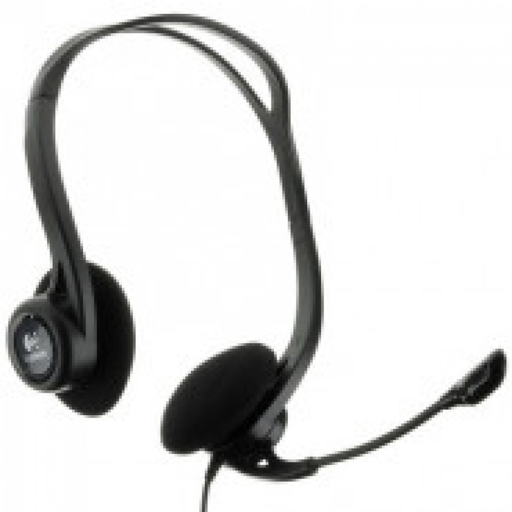 Гарнитура Logitech Headset PC 960, Stereo, OEM, USB, [981-000100]