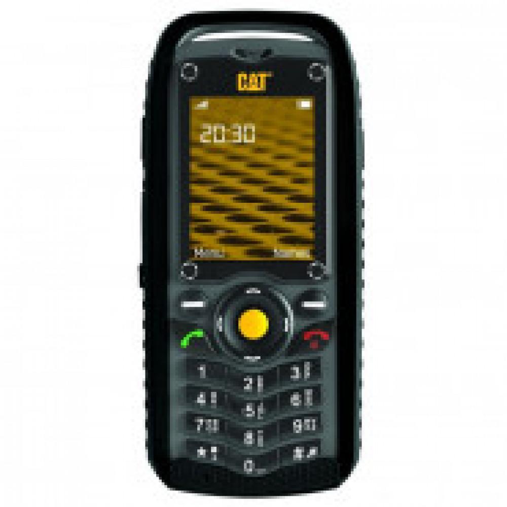 Мобильный телефон Caterpillar CAT B25 black черный(CAT-B25-BK)