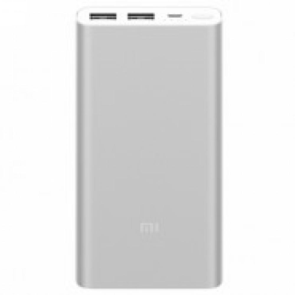 Внешний аккумулятор 10000 mAh, Li-Pol, 2xUSB, QC 2.0, Xiaomi 2S,VXN4231GL