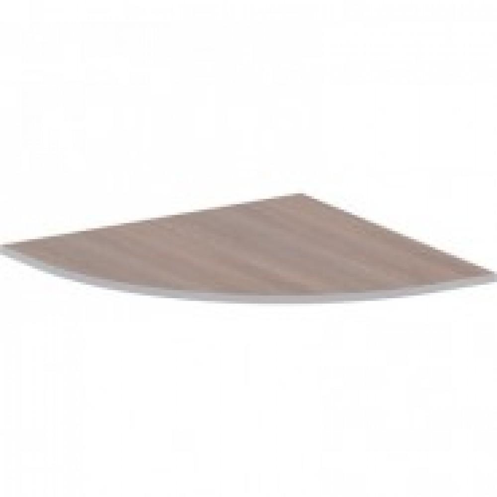Мебель Easy B Сегмент 90 град. 904326 т.дуб/серый (560)