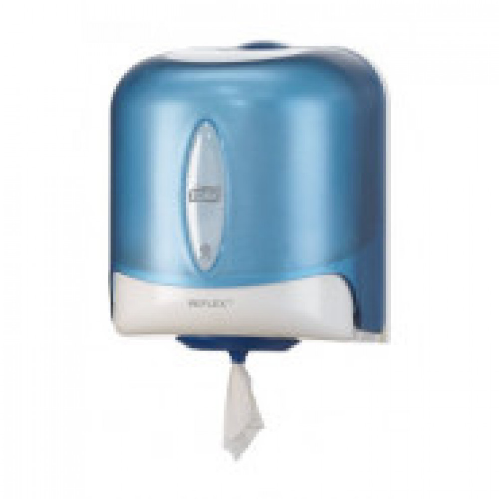 Диспенсер для полотенец Tork Reflex М4 с центр.вытяж. 473133 синий