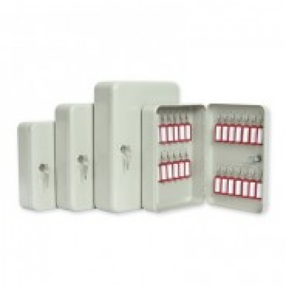 Метал.Мебель Office-Force Шкаф для 20 ключ.20080,сер,160х80х200