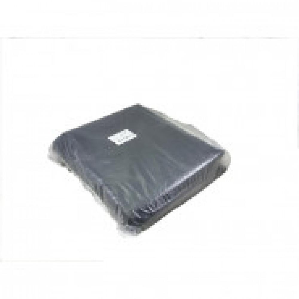 Мешки для мусора  ПВД 90 х 130см, 200 л, 35 мкм, черный  50шт/уп