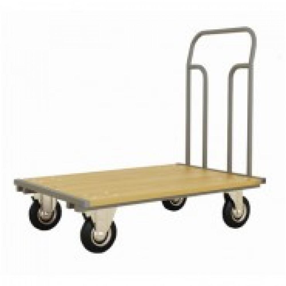 Метал.Мебель N_Т-001 тележка грузовая 1020х660х980
