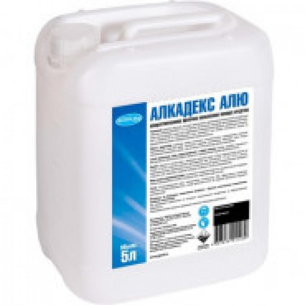 Профессиональная химия Алкадекс АЛЮ, 5л, мойка пищевого оборуд-я