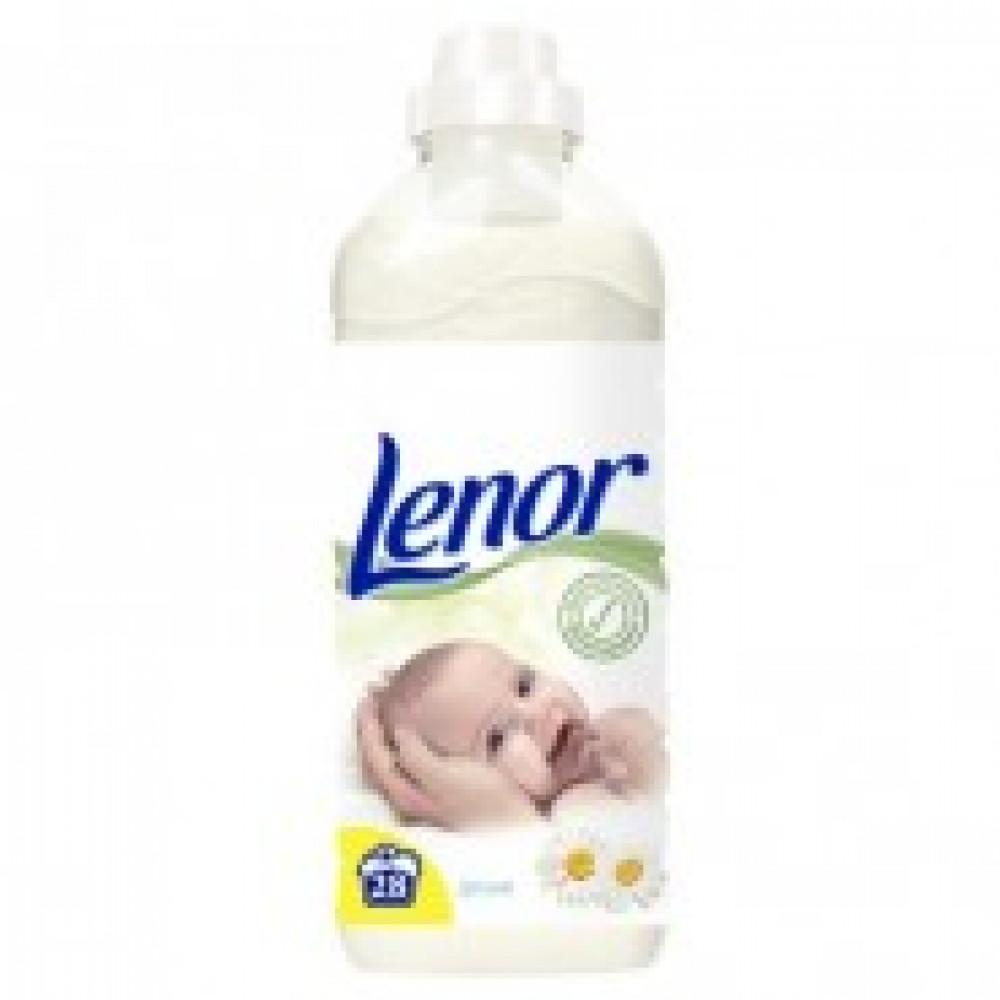 Кондиционер для белья Lenor концентрат Детский 1л для чувствительнойкожи