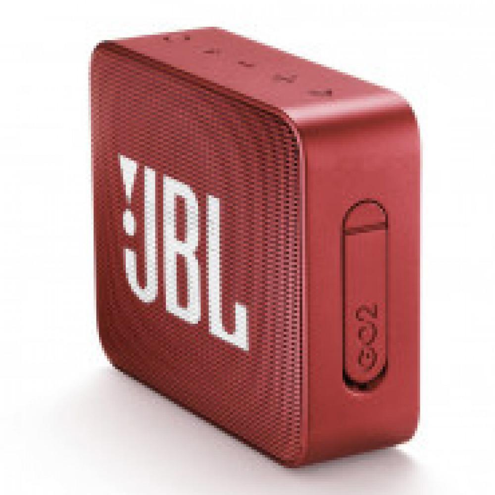 Акустическая система JBL GO 2 Red (JBLGO2RED)