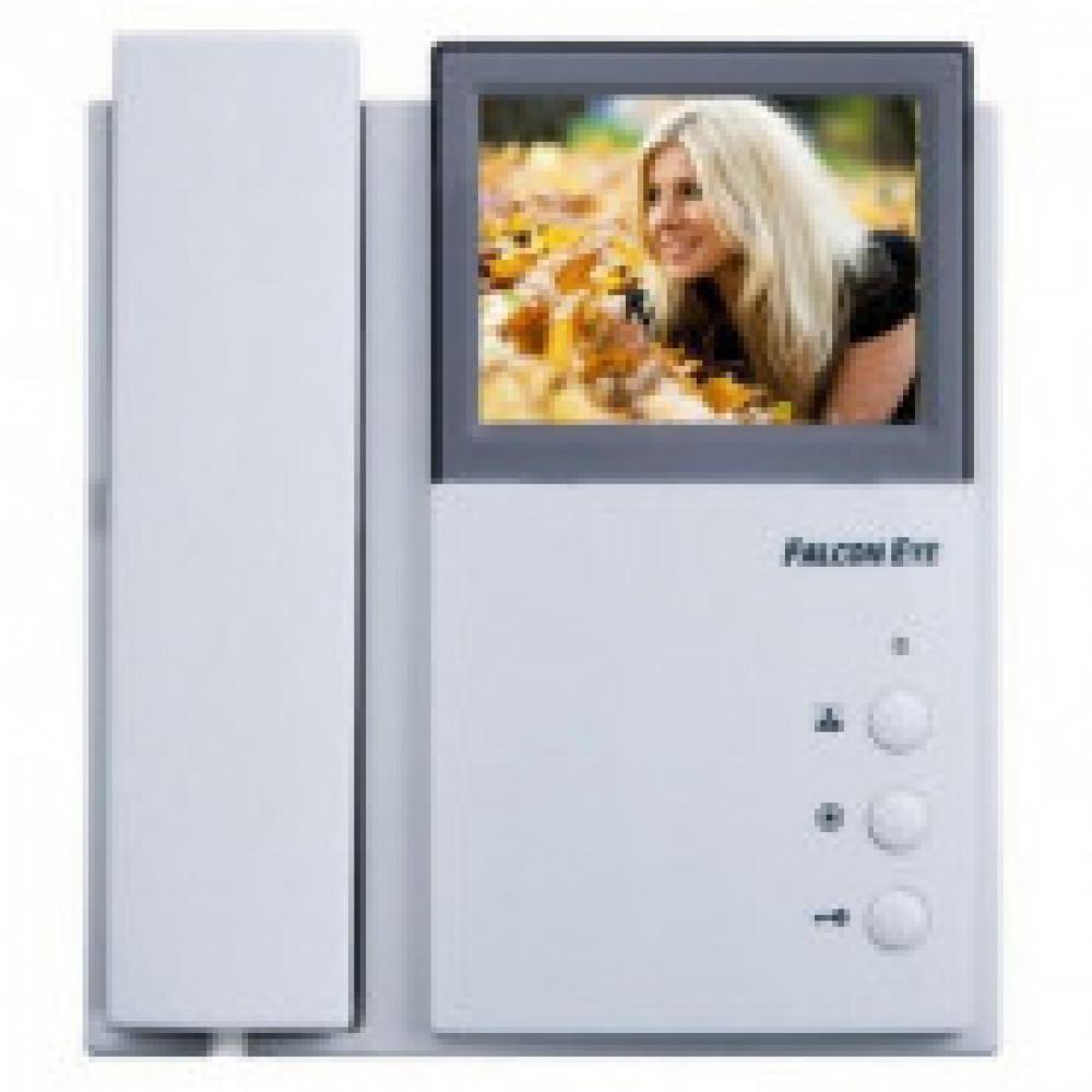 Видеодомофон Falcon Eye FE-4CHP2 (цветной,4провод,на 2 вызыв.панели)