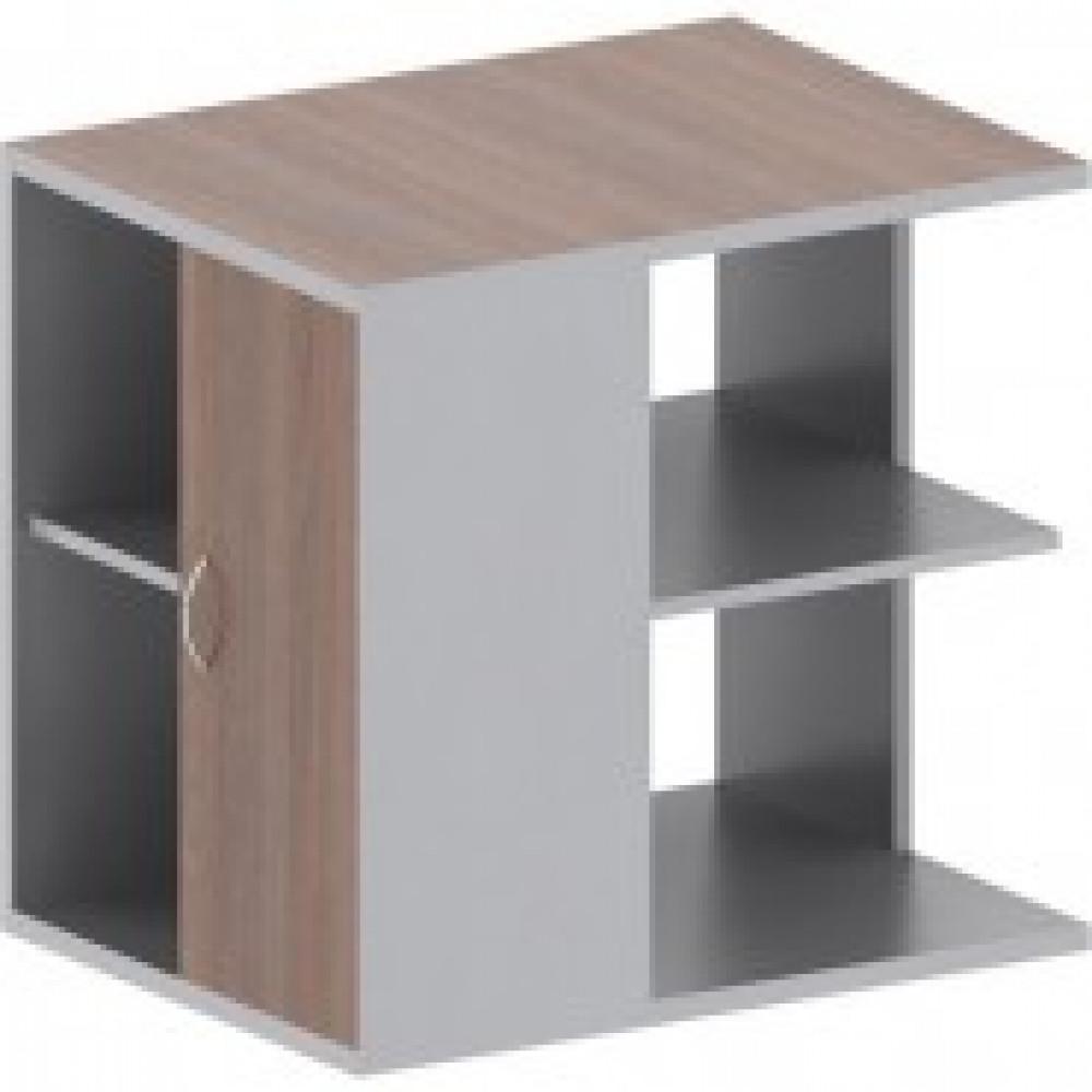 Мебель Easy St Тумба под копир 909681 (904239) т.дуб/сер. (570)