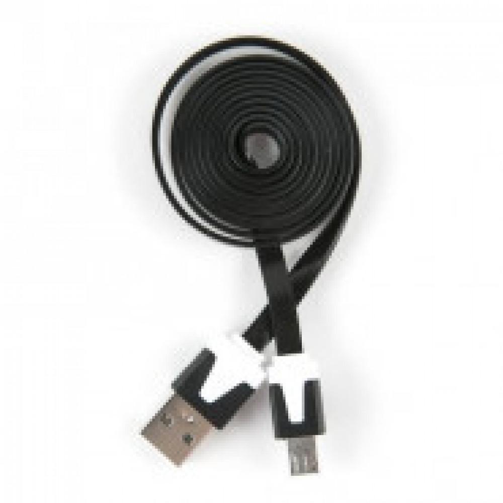 Кабель Red Line (УТ000010320) USB - micro USB, черный