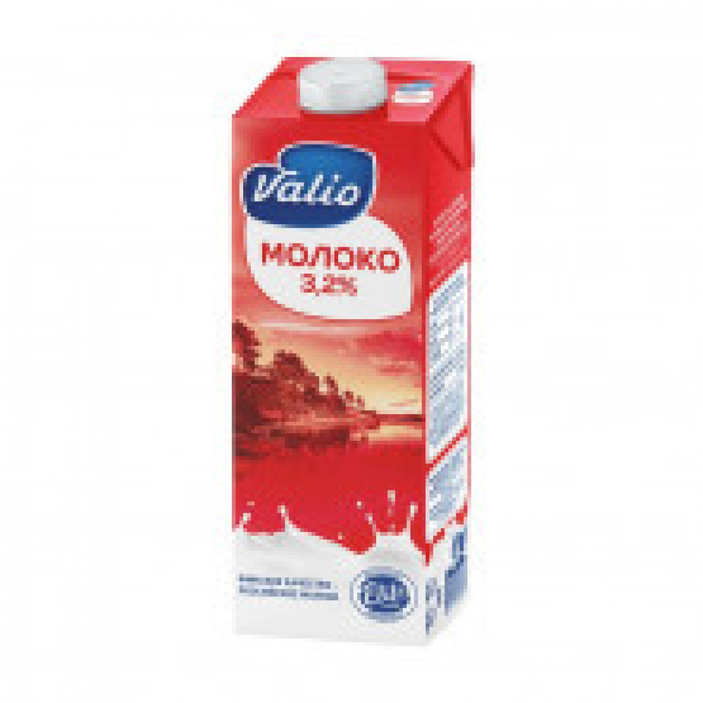 Молоко Valio UHT 3,2% 1 кг