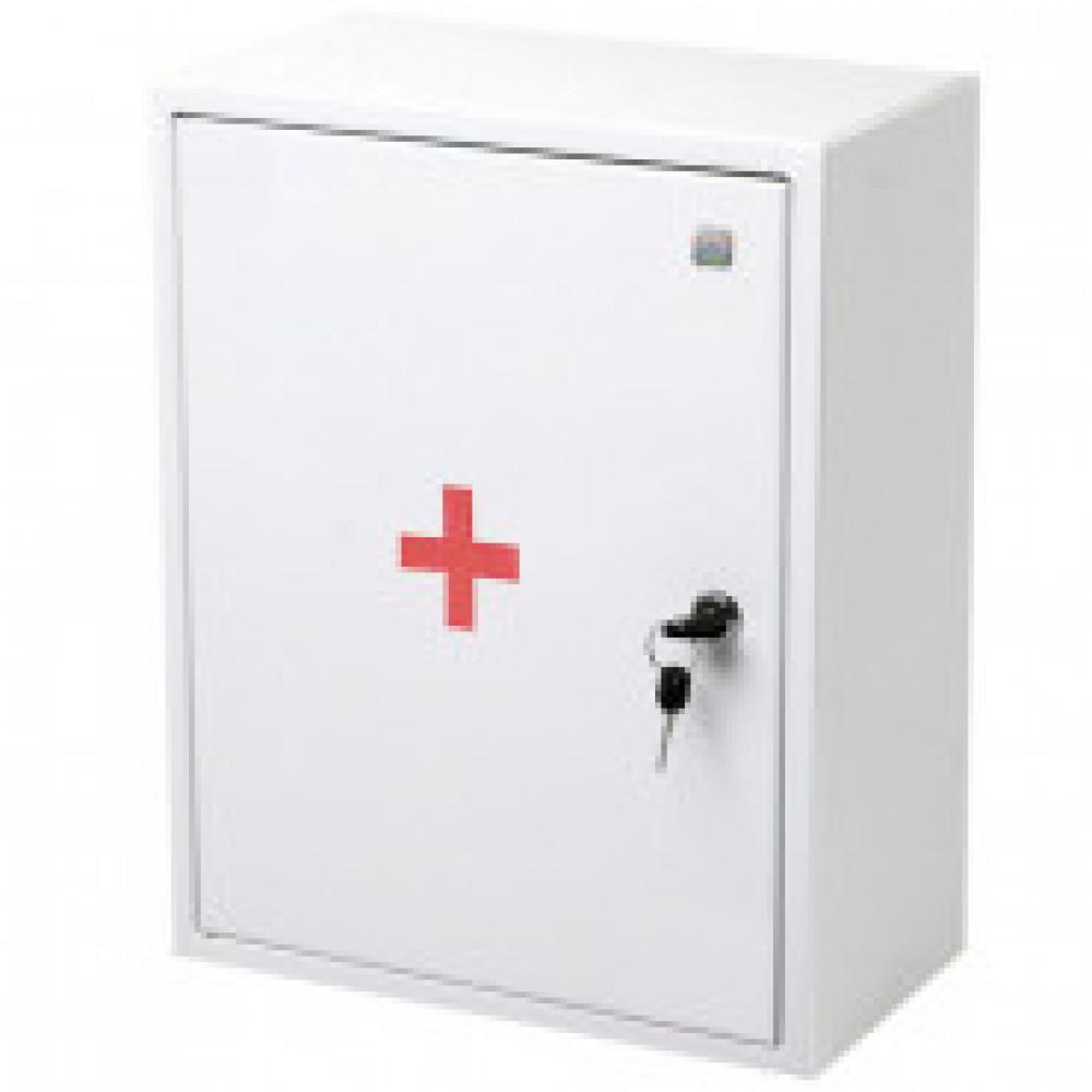 Аптечка первой помощи работникам ФЭСТ (приказ №169н) (металлический шкаф)