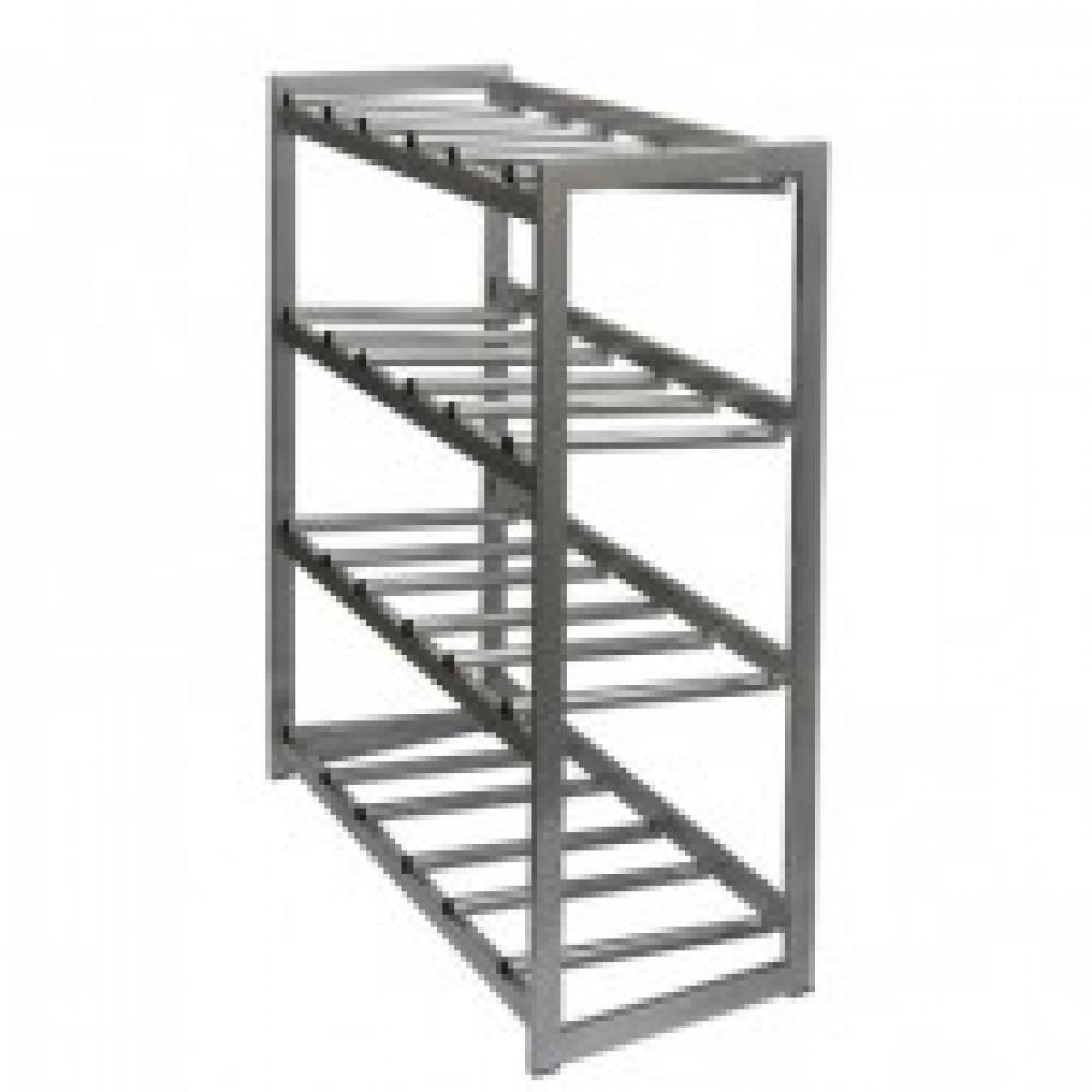 Метал.Мебель KD_Бомис-12Р стеллаж для воды бутилир. на 12 тар