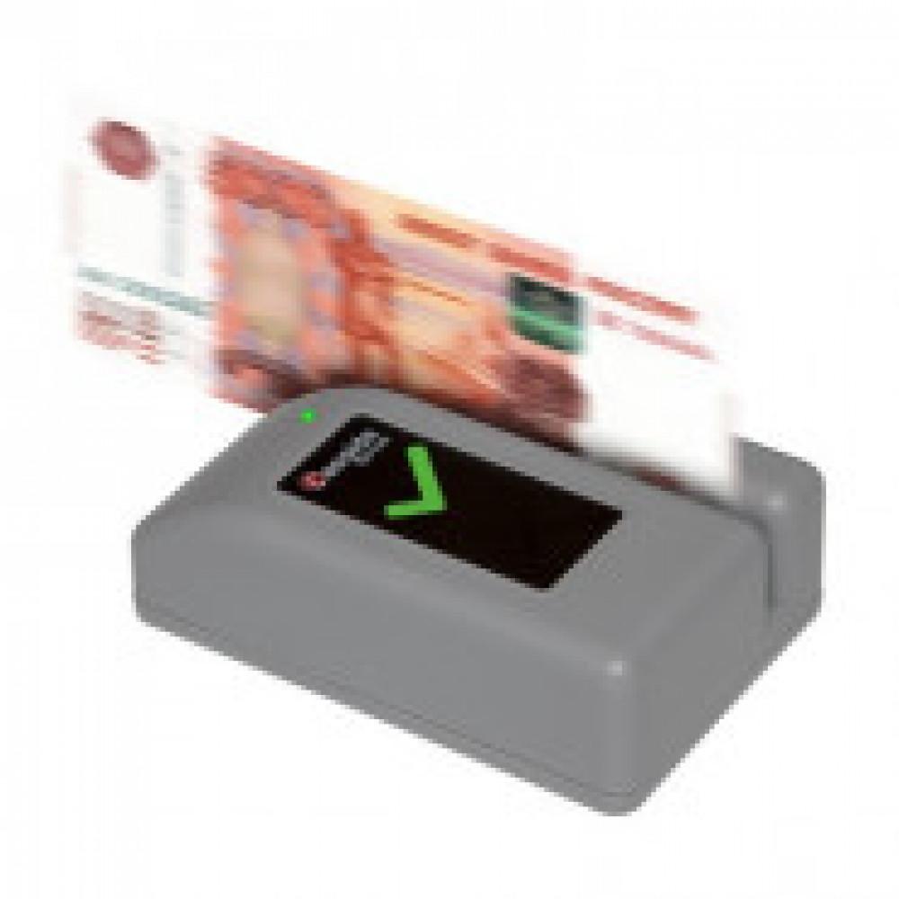 Детектор банкнот Cassida Sirius S Антистокс (с аккумулятором)