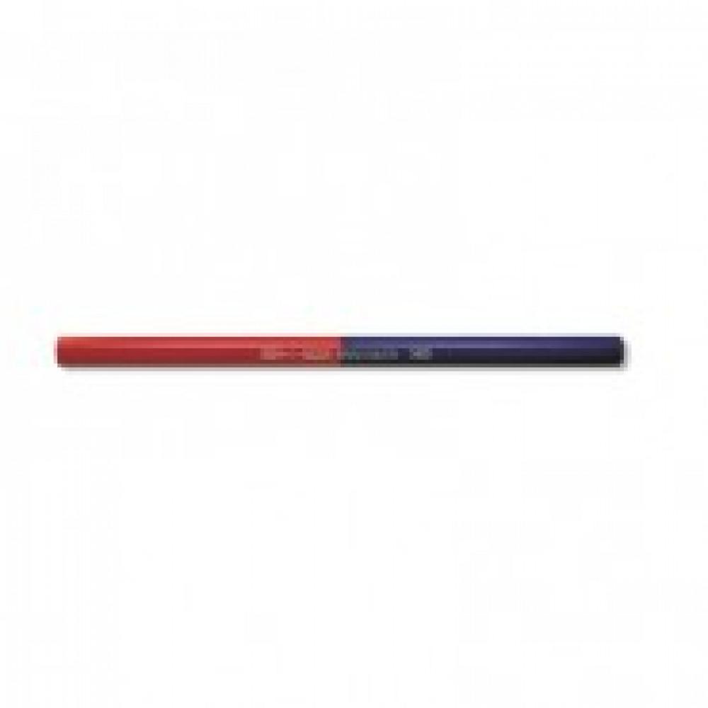 Карандаш двухцветный Koh-I-Noor красный/синий шестигранный