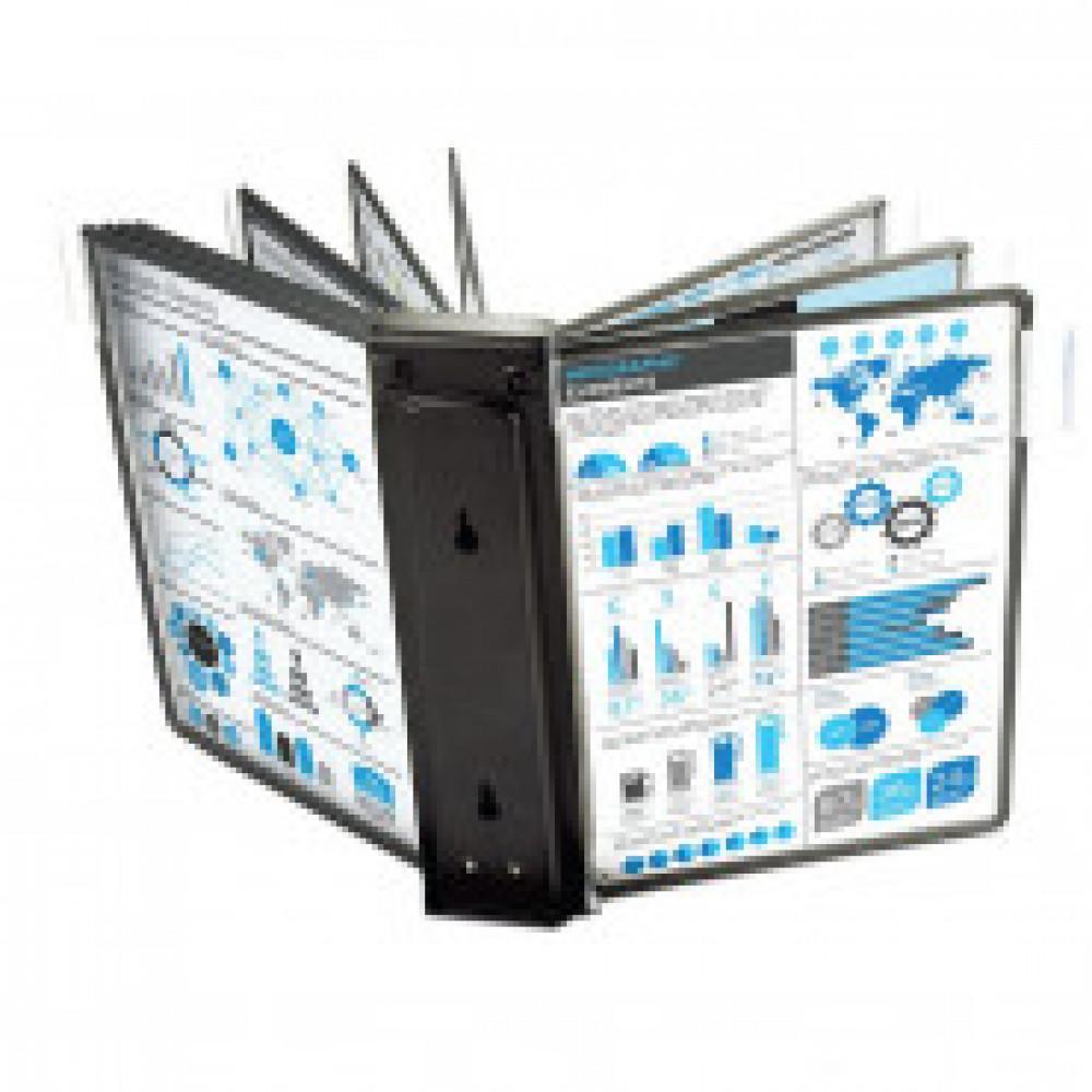 Демо-система блок расширения для Promega office FDS006 10 пан., черный