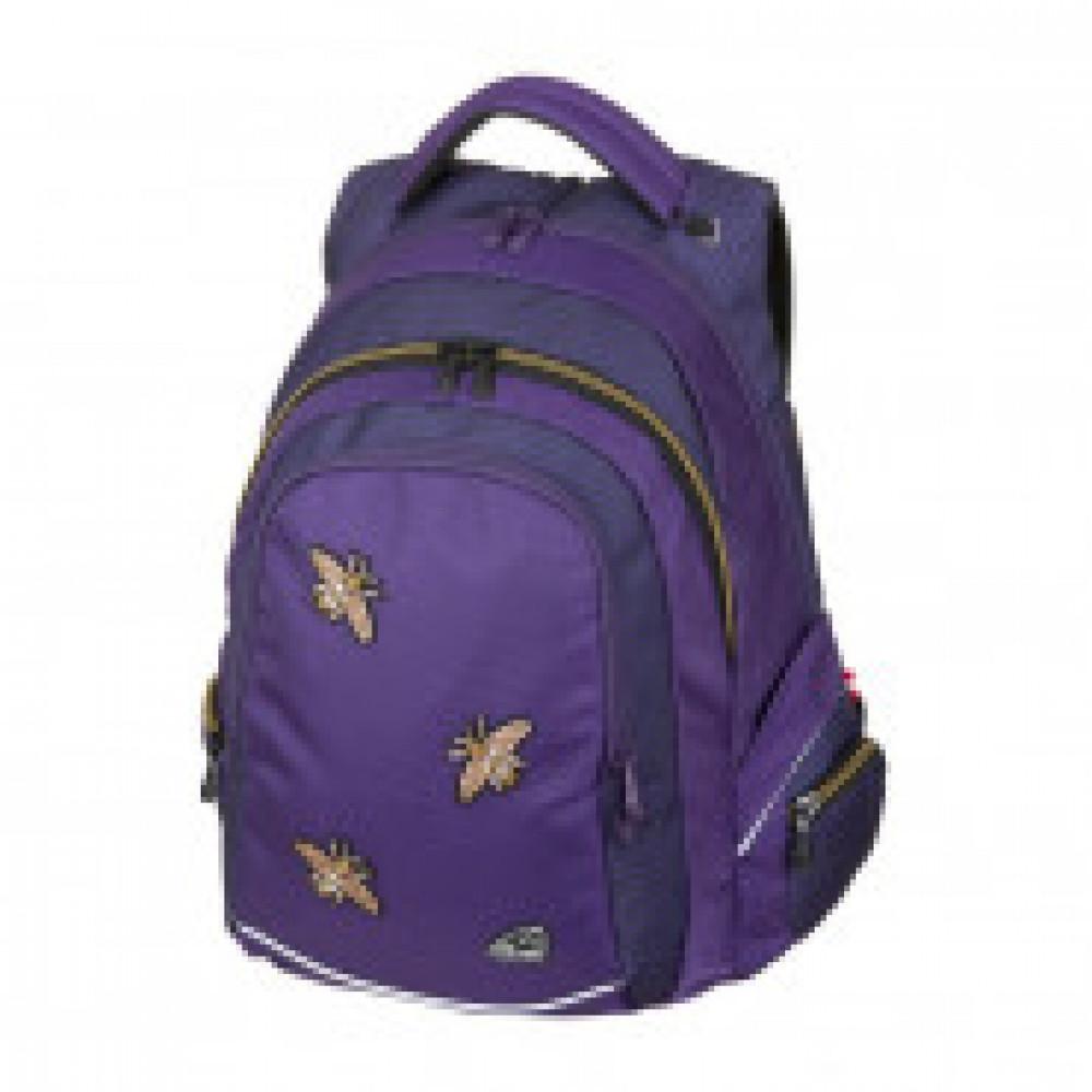 Рюкзак Walker Fame Bee Violet, 32x44x24 см, 42029/74