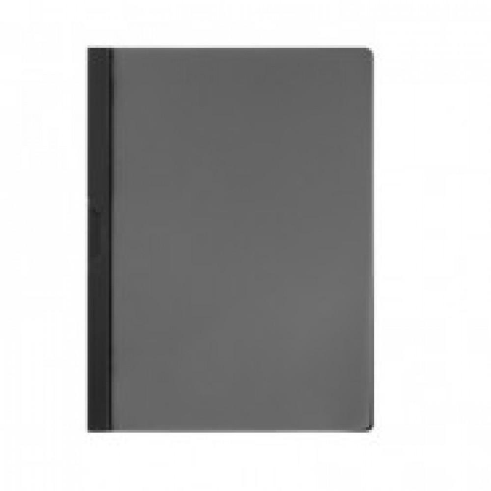 Папка с клипом Attache черная