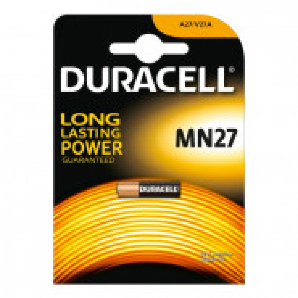 Батарейка Duracell Specialty MN27/27A