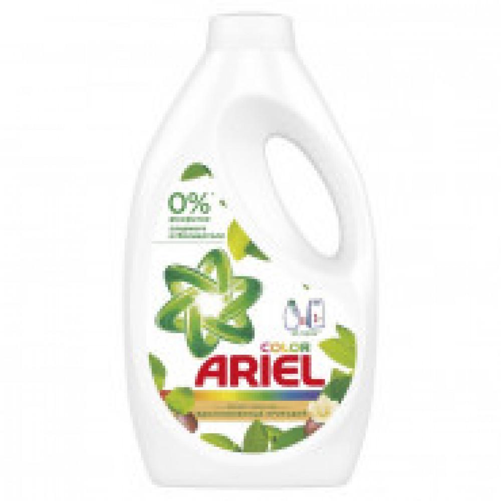 Гель для стирки Ariel Аромат Масла ши 1,3л д/цветного белья