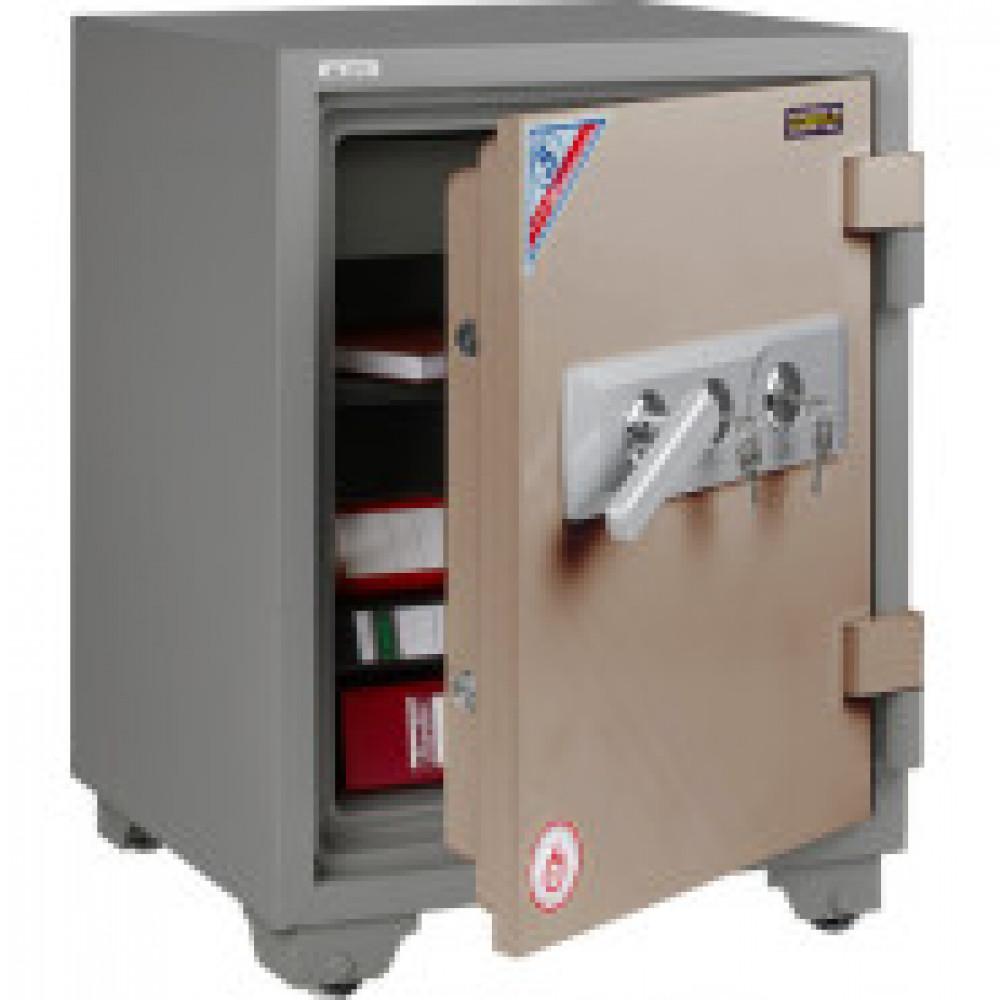 Сейф (к1) COBALT BS-K670K огнестойкий, 2 ключа