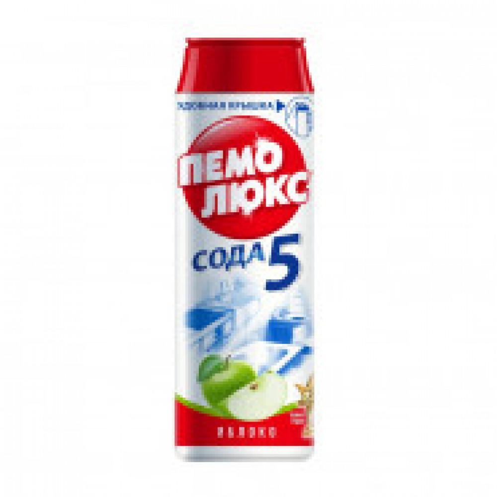 Чистящее средство для кухни ПЕМОЛЮКС порошок 480г ассорт.
