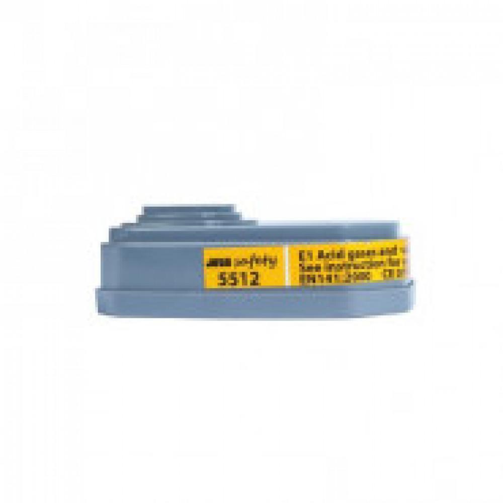 Патрон противогазовый Jeta Safety 5512 марка Е1 от кислых газов (5512)