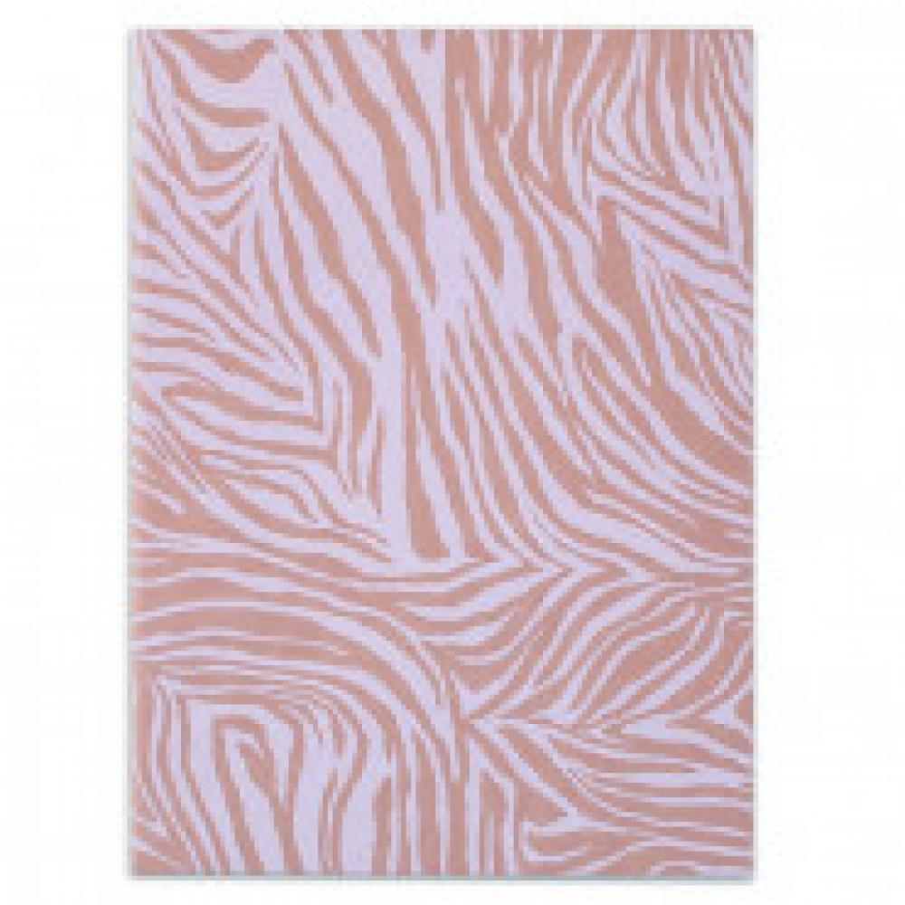 Блокнот 47600, формат А4, 250x190 мм, 196 страниц, пепельно-розовый