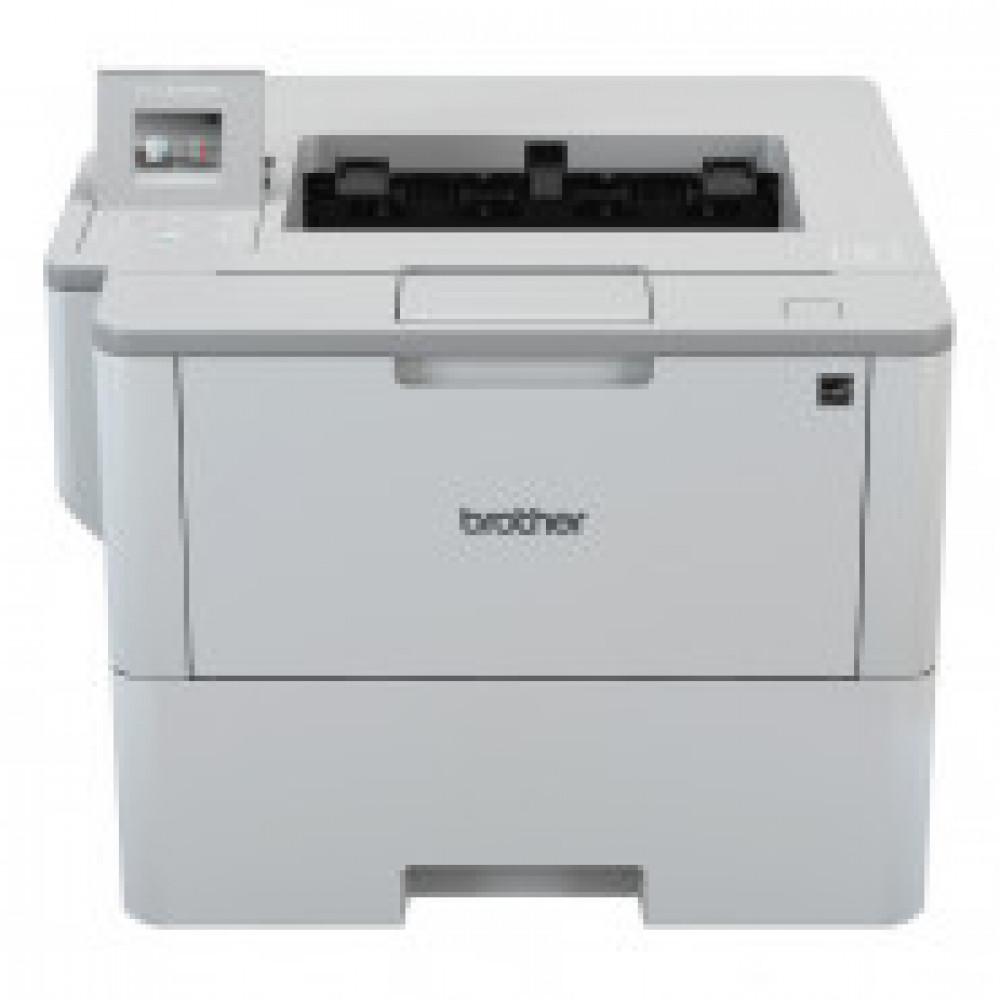 Принтер Brother HLL6300DW  A4  46 стр/мин Lan Wi-Fi