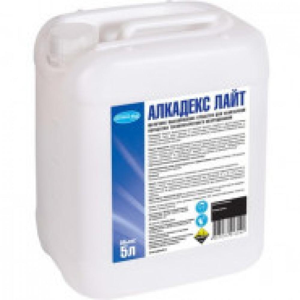 Профессиональная химия Алкадекс Лайт 5л,д/санитарной обработ. пищевогооб-я