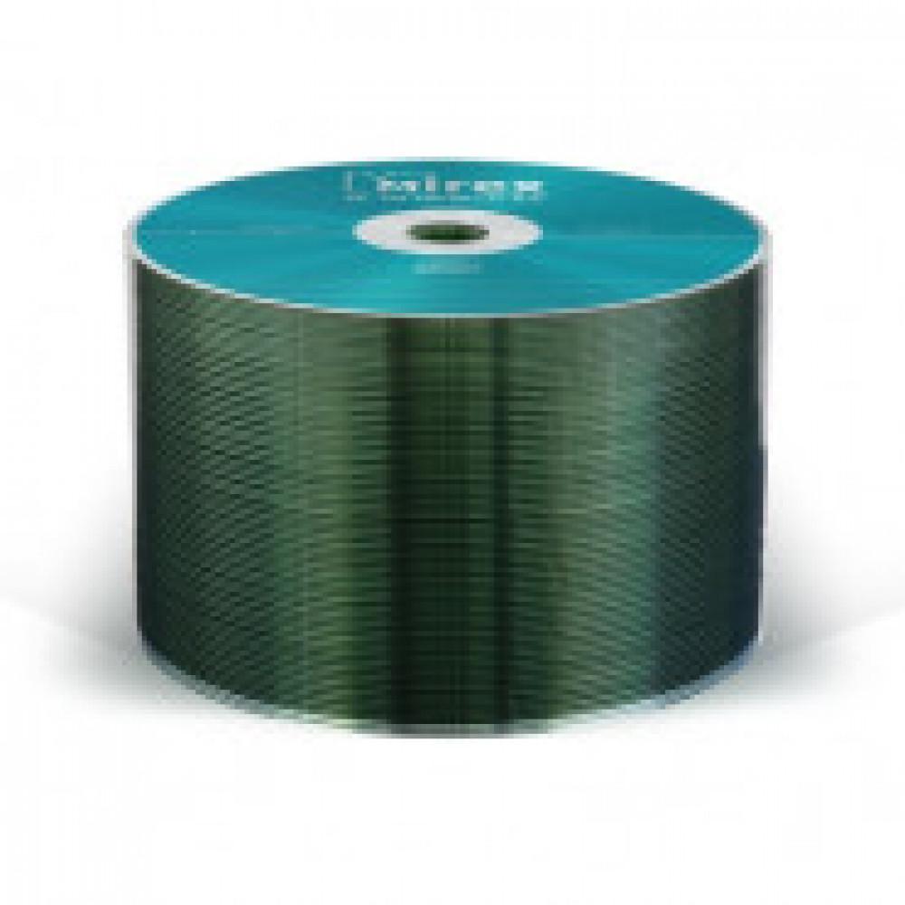 Диск CD-RW Mirex 0,7 GB 12x (50 штук в упаковке)