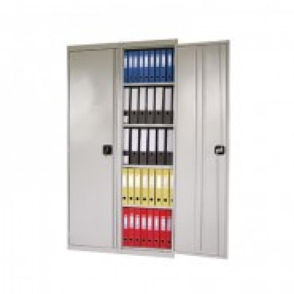 Метал.Мебель MZ_ШХА-100 (40) шкаф д/бумаг 2 дв.980х385х1850