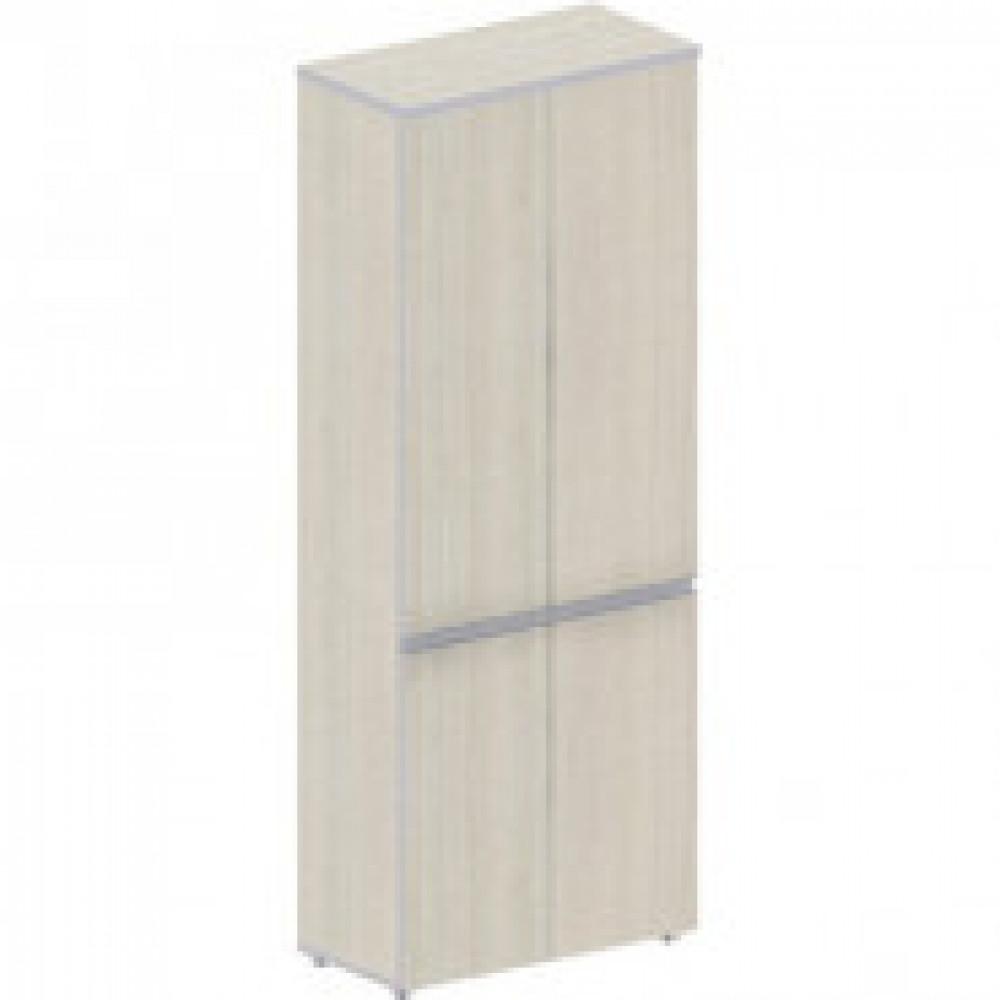 Мебель ED_Vita Гардероб узк. V-2.3, сосна карелия