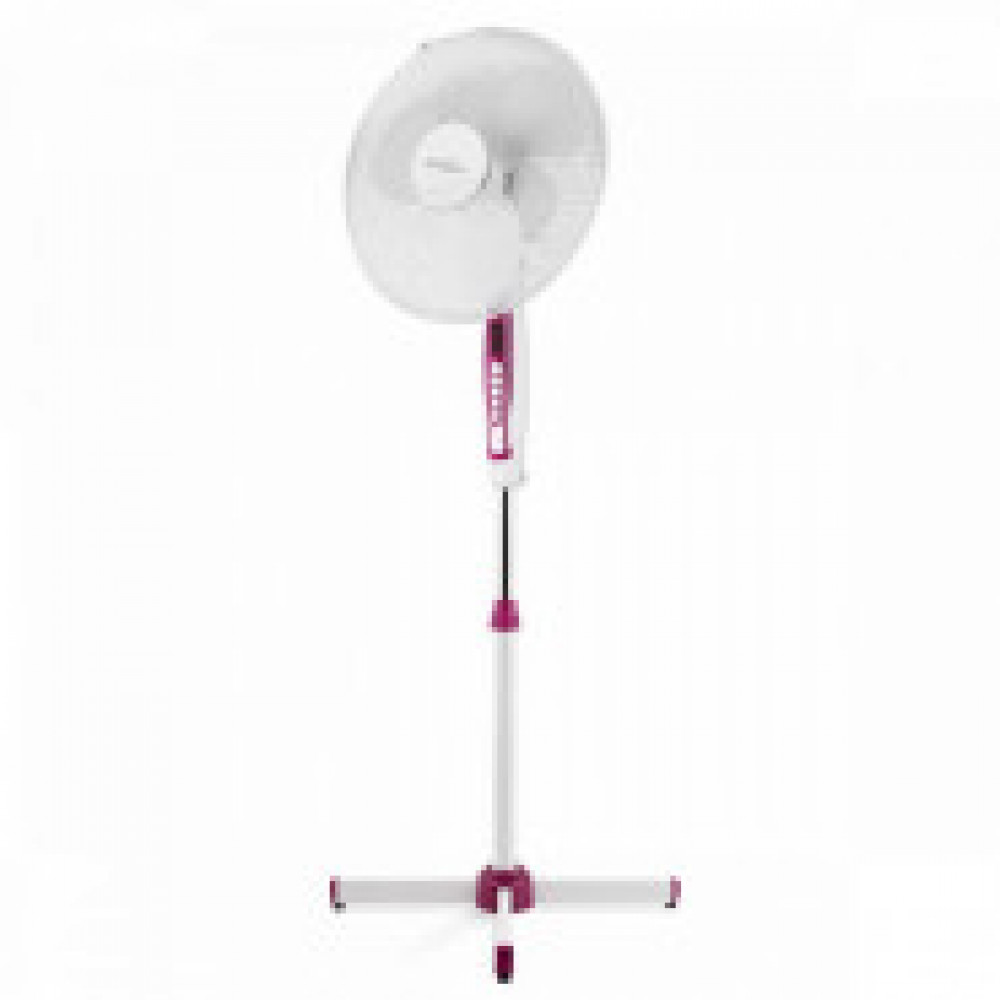 Вентилятор напольный Scarlett SC-SF 111B09,35 Вт, 12?? (30 см), белый