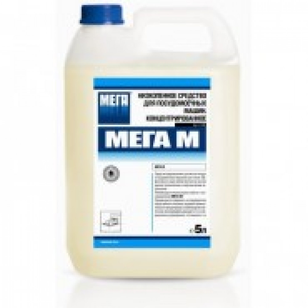 Профессиональная химия МЕГА М 5л ср-во для мытья посудомоеч.машиннизкопен.