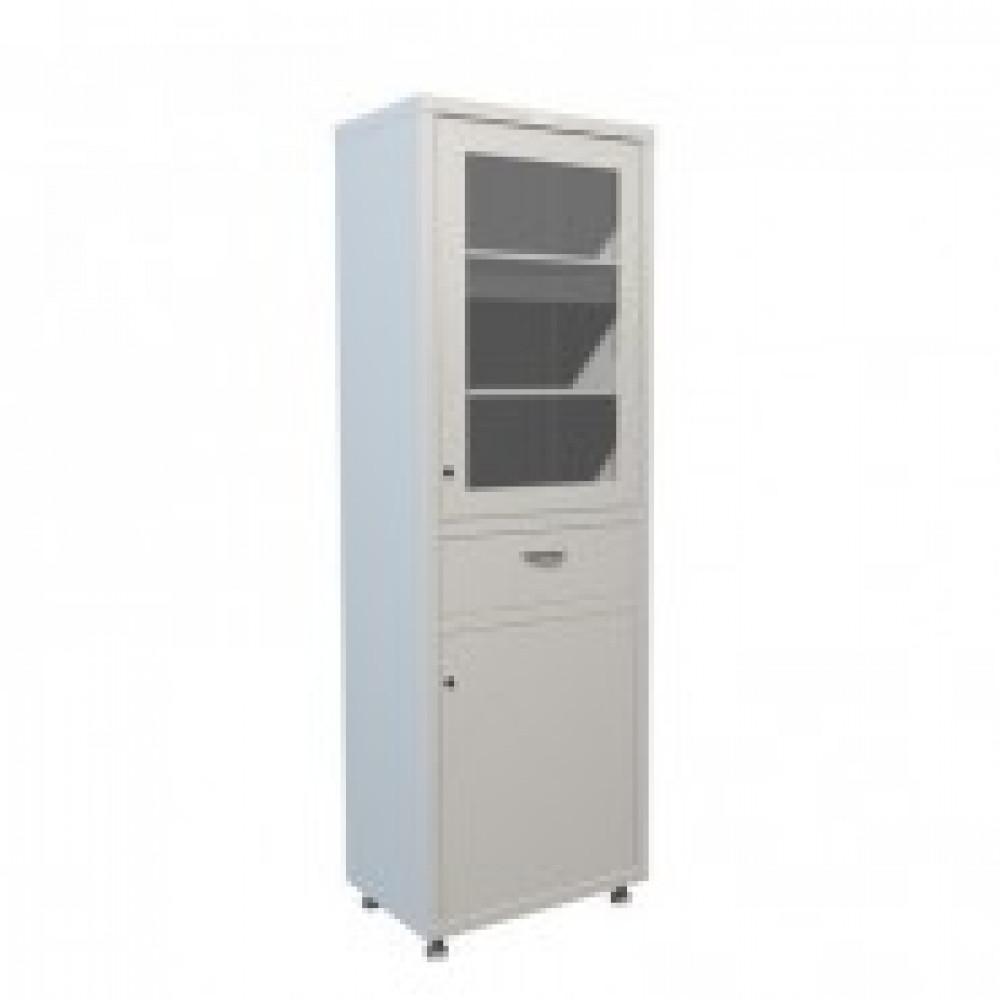 Метал.Мебель HILFE МД 1 1760 R-1 Шкаф медицинский, 600х400х1750