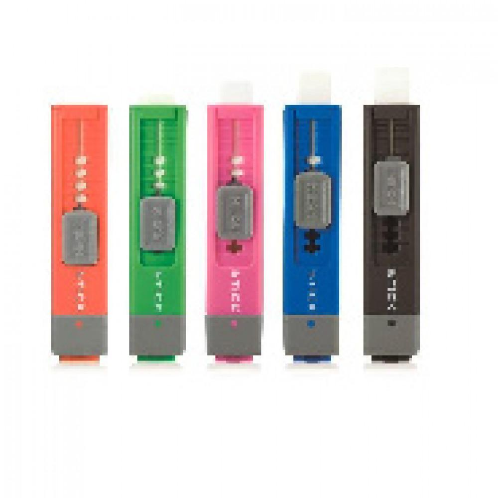 Ластик-точилка Milan STICK с выдвижным ластиком, цвет в ассорт.(4702116)