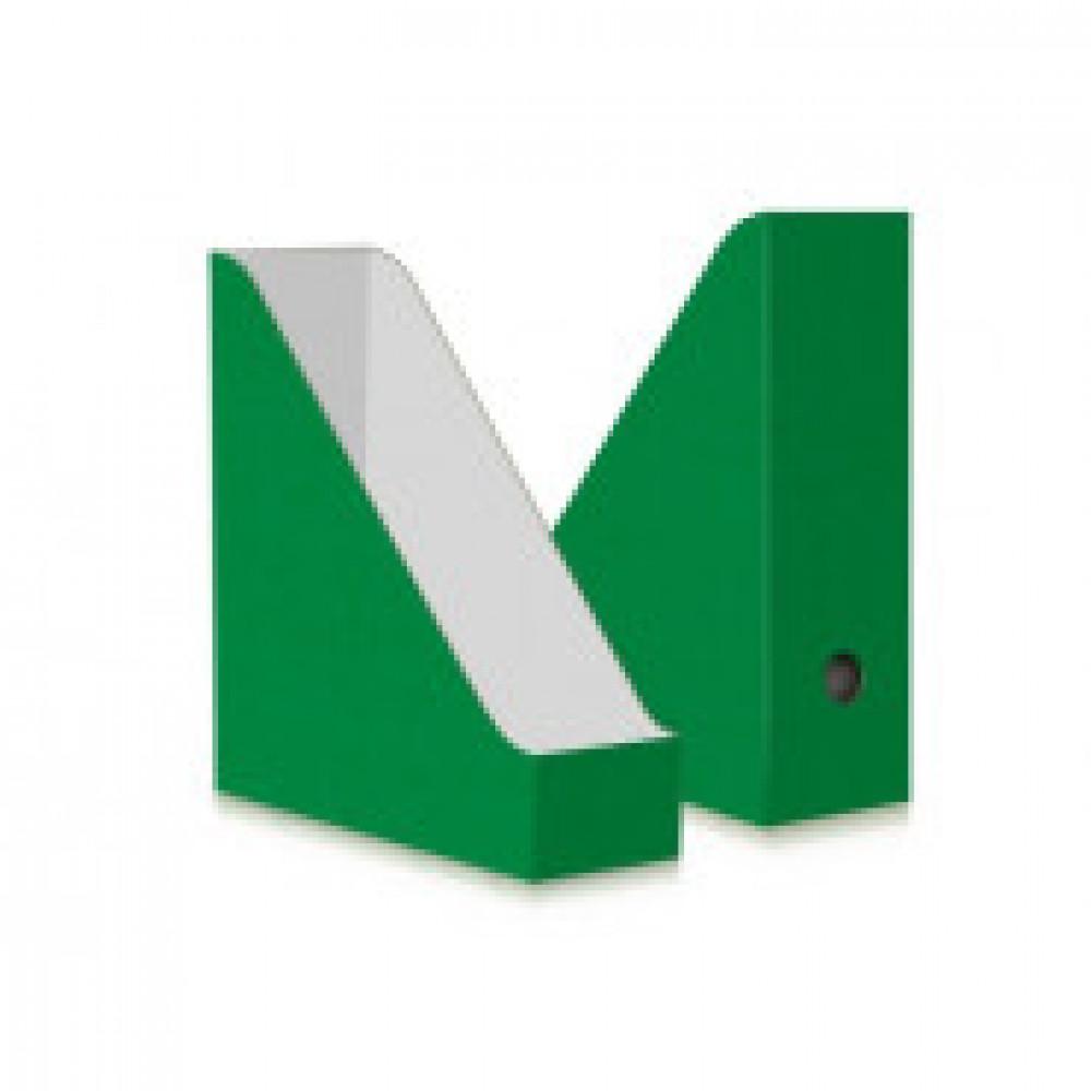 Вертикальный накопитель Attache 100мм зелен. 2шт/уп (сборн) гофрокарт