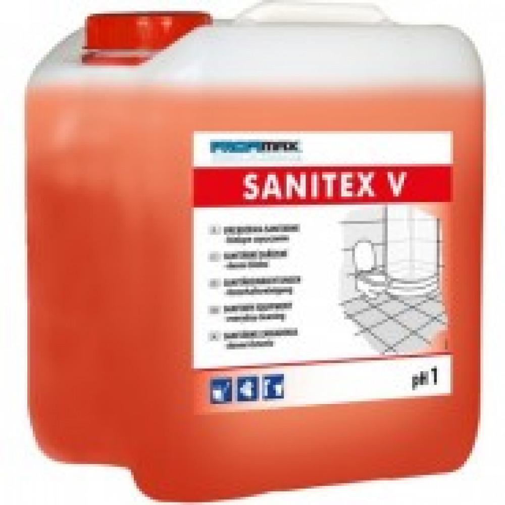 Профессиональная химия Lakma Sanitex V 5л, д/ежедневной чисткисантехники
