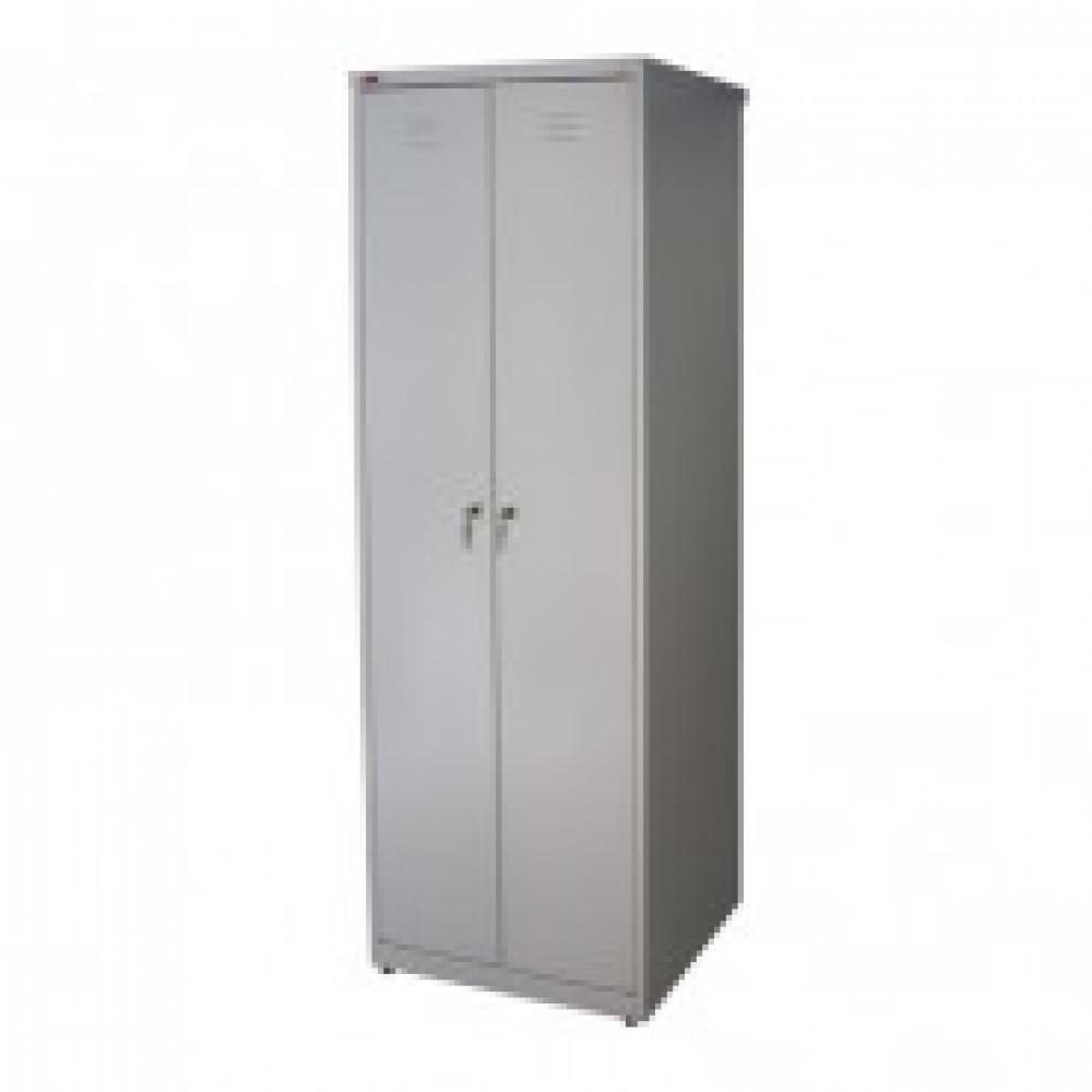 Метал.Мебель P_ШРМ-АК(800) шкаф д/одежды 2 дв. 800х500х1860