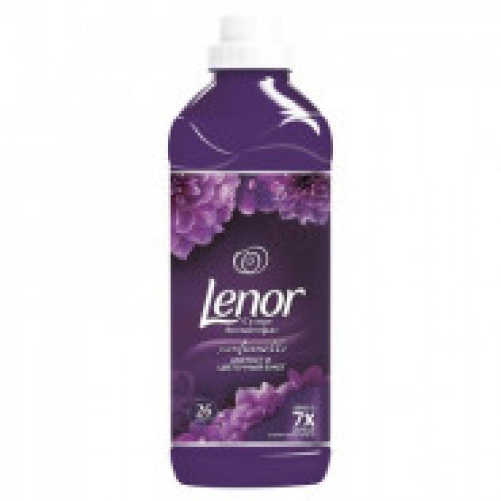 Кондиционер для белья Lenor концентрат Аметист и Цветочный букет 930мл