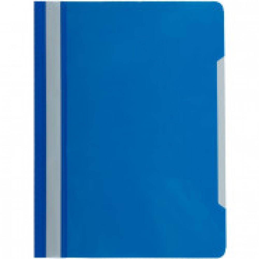 Папка-скоросшиватель A4 Attache Economy 100/120, синий, 10шт/уп