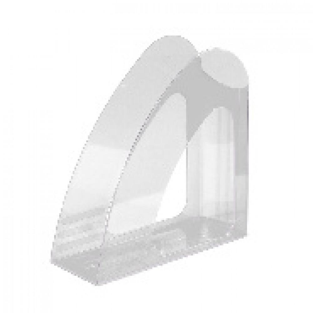 Вертикальный накопитель Attache 90мм прозрачный