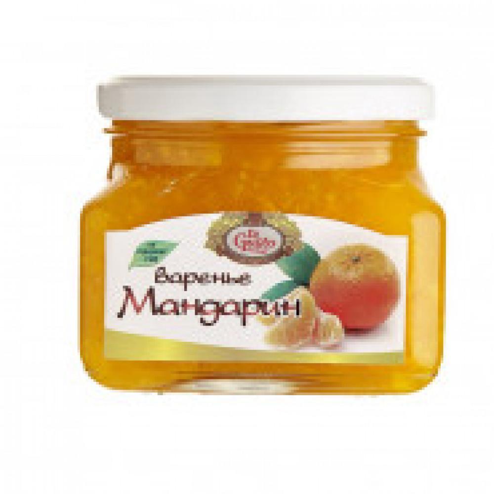 Варенье из мандарина te Gusto 430г