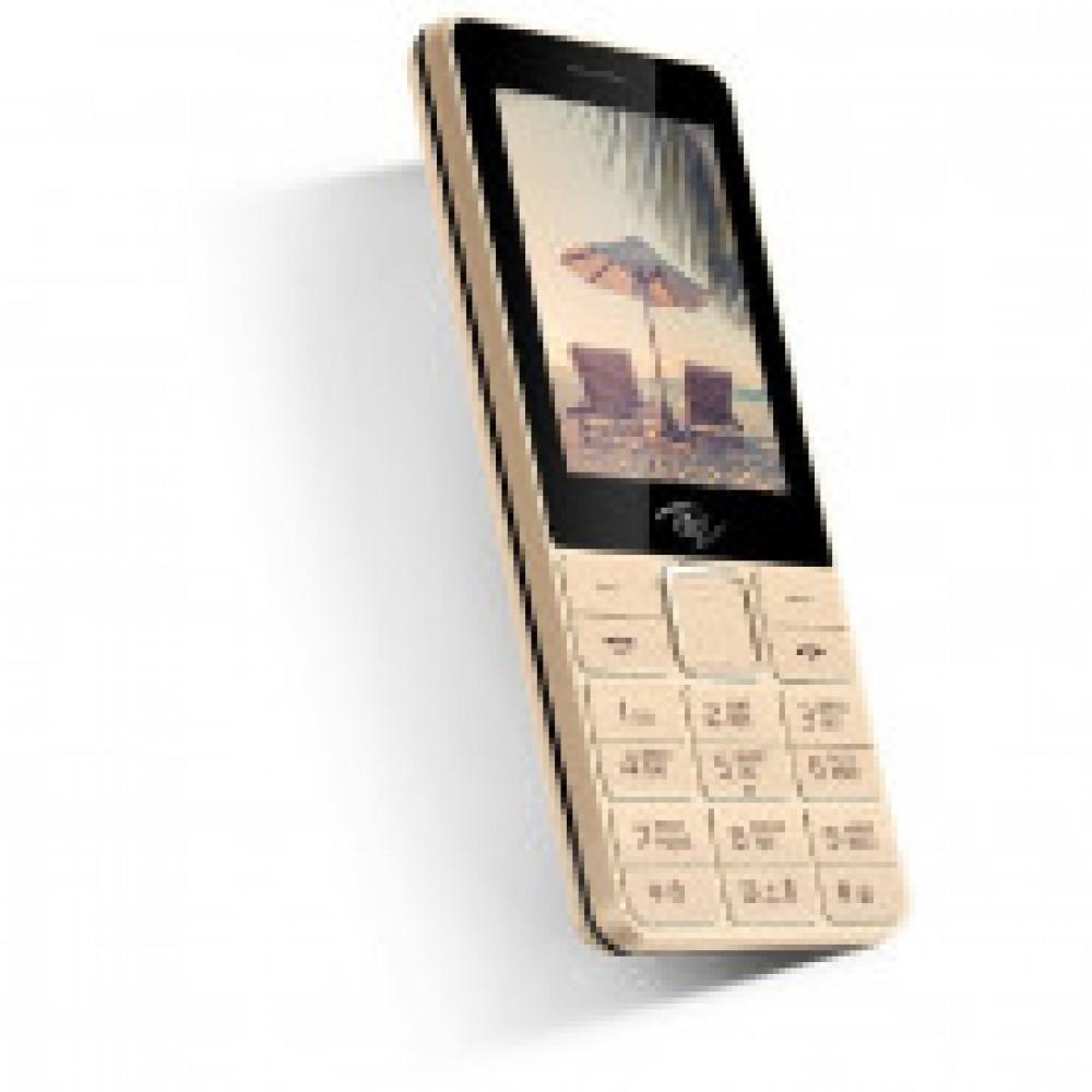 Мобильный телефон ITEL IT5630 DS Champagne Gold